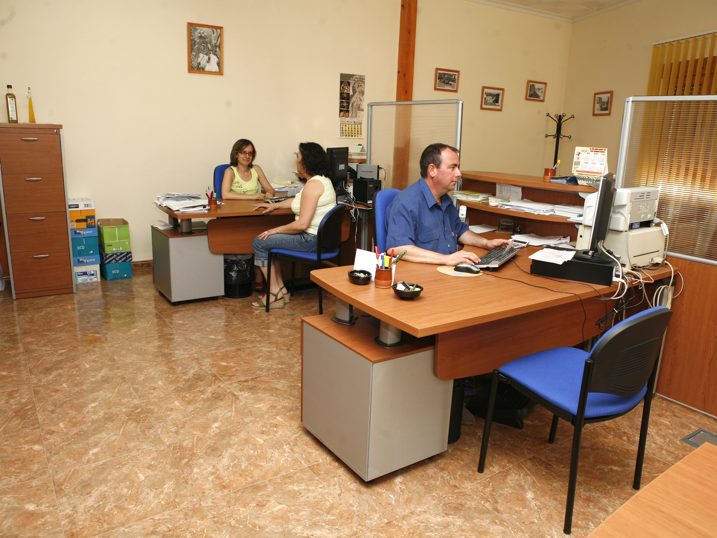Oficina S.C.A. Santa Clotilde